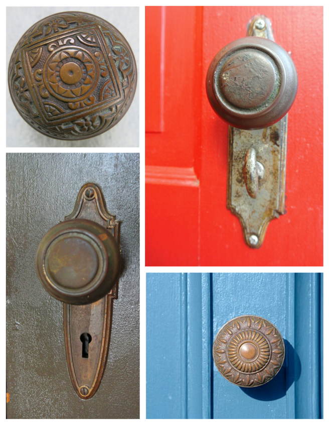 Form & Function:   The Vintage Door Knob
