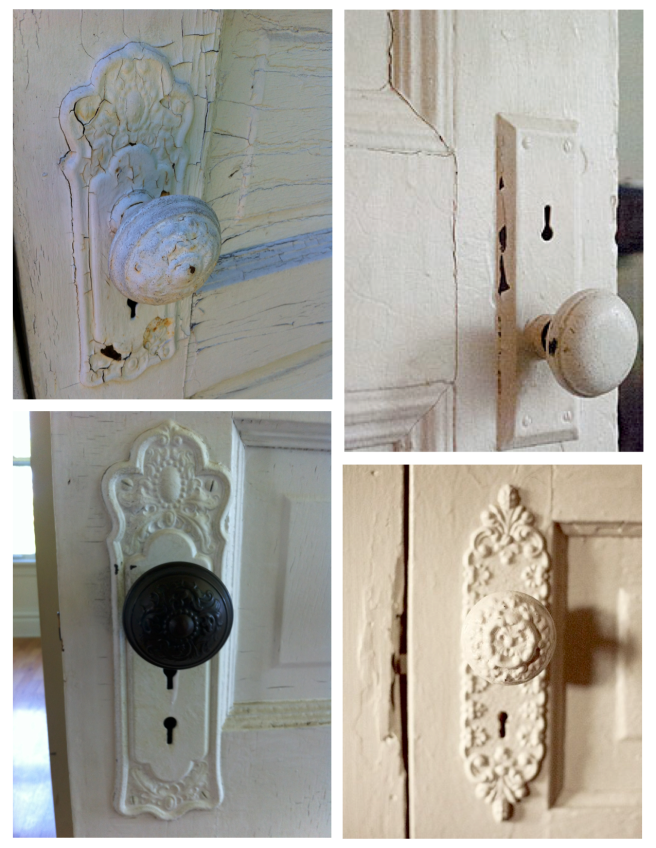 Painted Appeal & The Vintage Door Knob