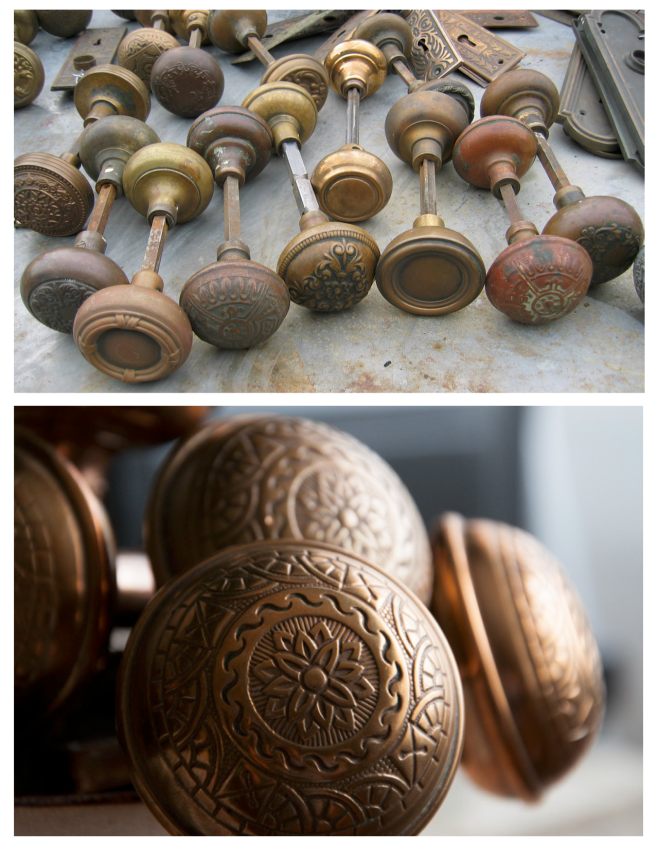 Lavished Design:  The Architectural Door Knob