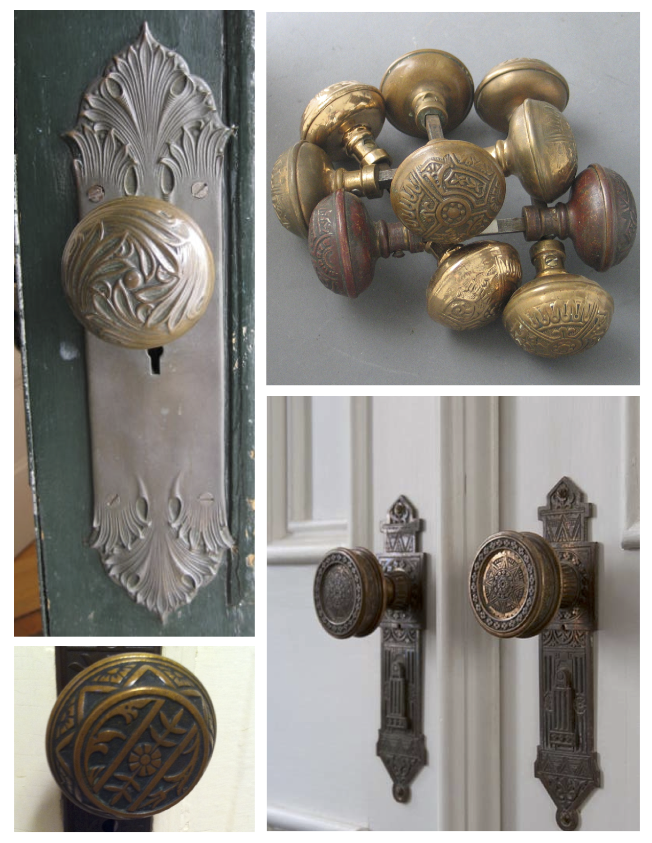 Aesthetics Of Form Function The Architectural Door Knob