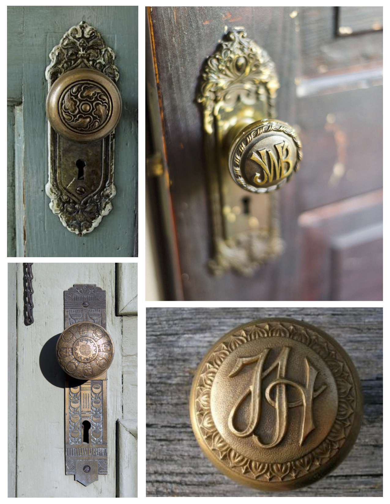 ... Details Of Elegance: The Vintage Door Knob