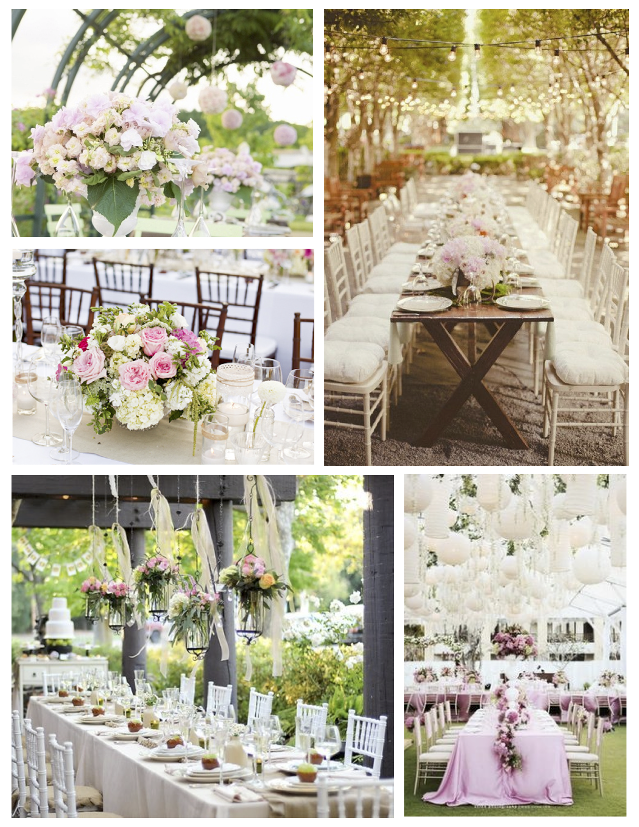 Wedded Bliss Under Nature's Canopy: The Outdoor Wedding