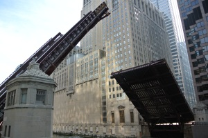 Forced Diversions & Moving Parts: Lyric Opera Bridge/Chicago