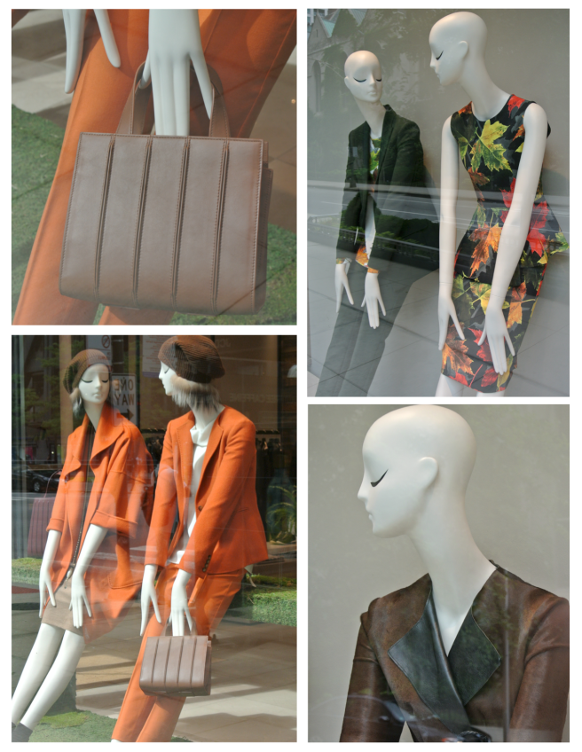 Max Mara, Chicago In July:  Hints Of Autumn