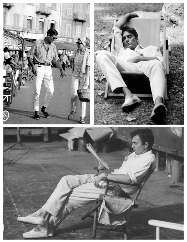 Espadrilles & The Man:  Enduring Ease
