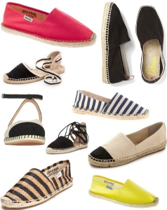 Espadrilles: Season Style With Variations
