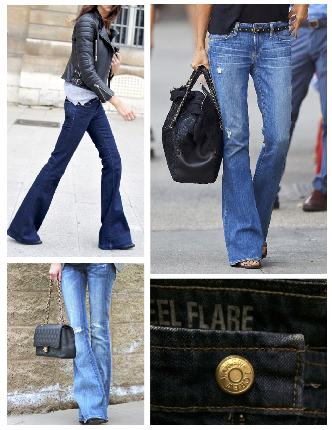 Flared Jeans: Wide-Leg Denim Of Enduring Style | House Appeal