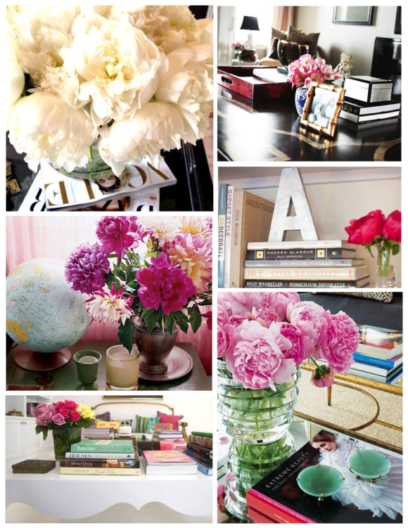 Inspiration In Bloom: Flowers Within The Interior