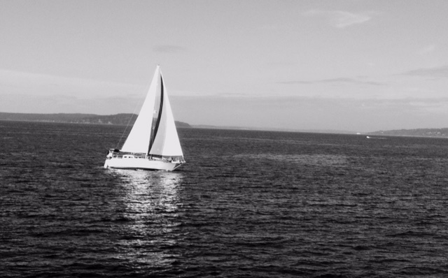 Setting Sails:  Anchored In Strength & Steadfastness