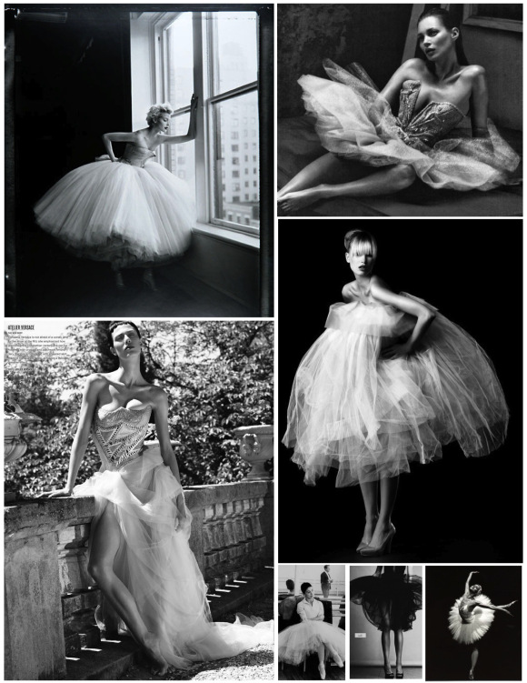 Flowing Elegance Of Graceful Adornment:  The Enchantment Of Tulle