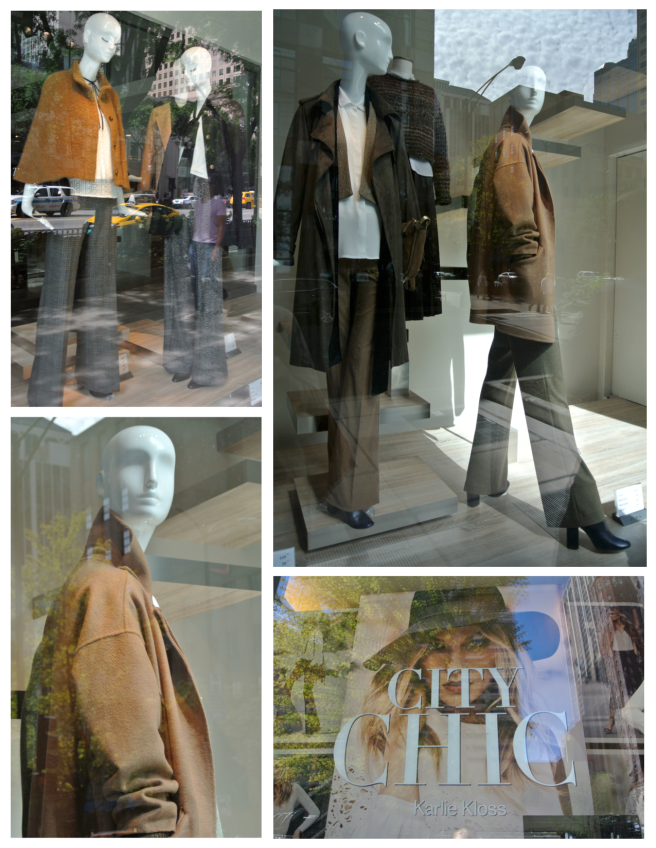 Fashion's Autumn Proclamation:  From Behind The Windows Of Fashion