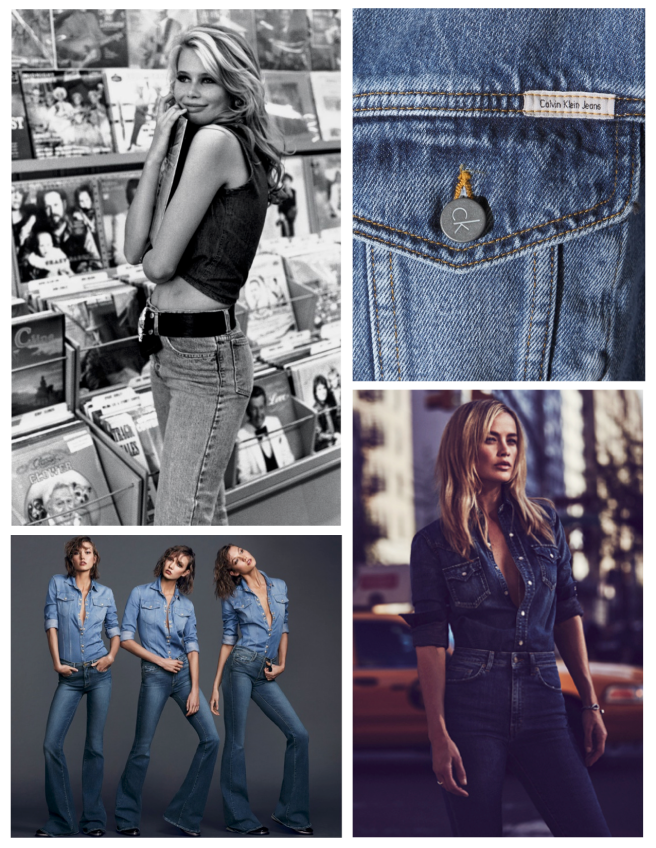 Fashion's Denim: A Love Affair