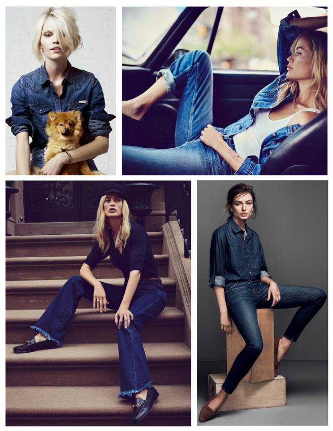 Denim:  Fashionable Inspirations Of Enduring Appeal