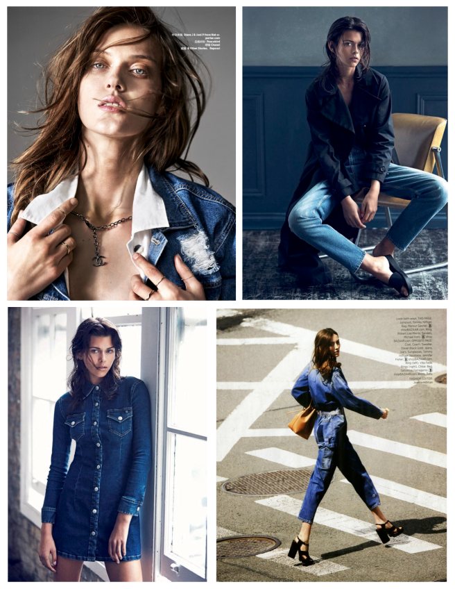The World Of Fashionable Denim Style