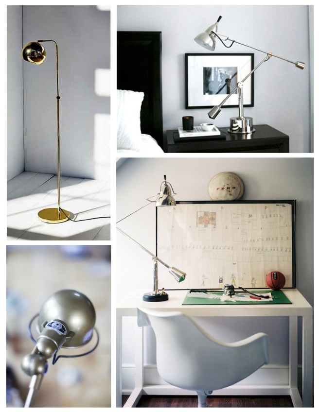 Form & Function:  Lamps & Task Lighting Within The Interior