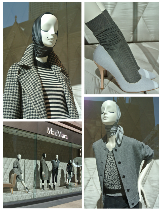 Classic Appeal:  Max Mara's Fashionable Statements In October