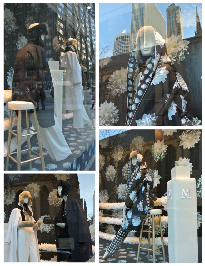 Max Mara:  Winter Appeal & Visual Delights