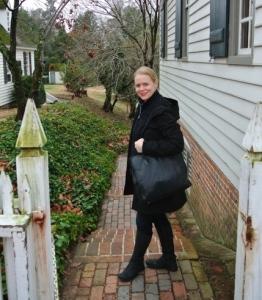 Myself, 2014/Williamsburg, Virginia