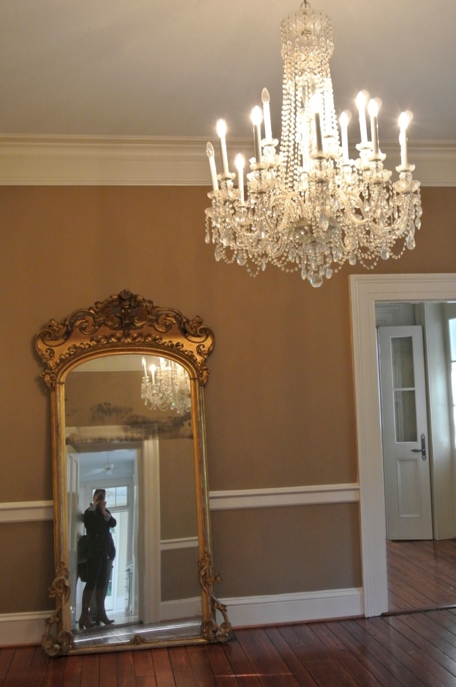 Myself/Golden Reflections/Charleston, South Carolina