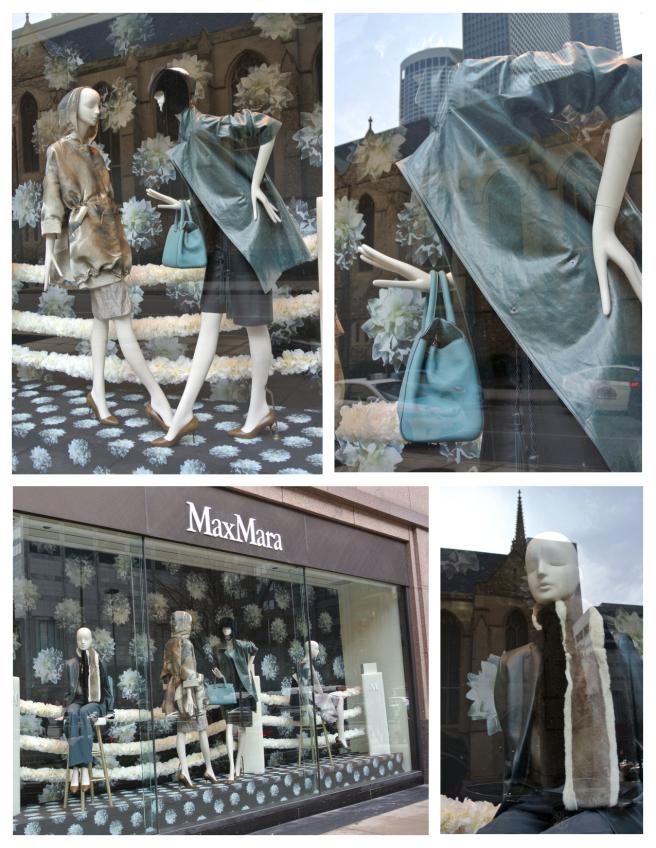 Scenes Of Fashion:  Max Mara