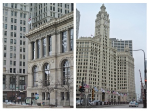 Architectural Appeal:  Chicago/January