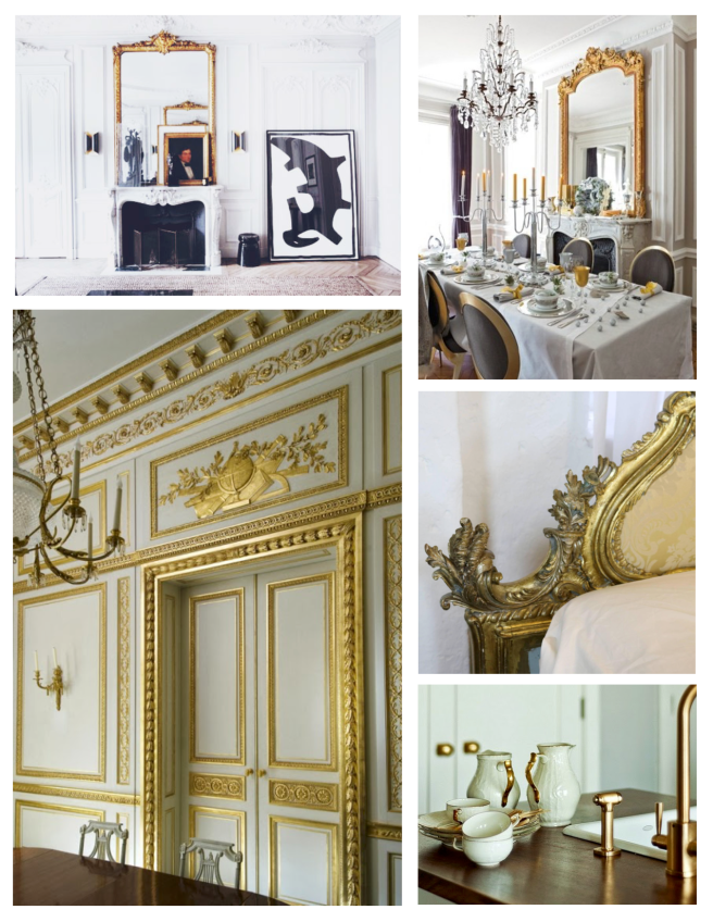 Interior Delights: Hues Of Gold