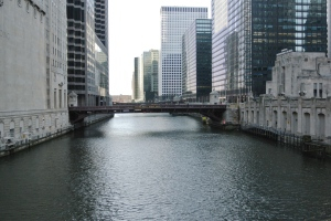 The Chicago River & The Bridges That Expand Upon It