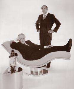Milo Baughman & Thayer Coggin:  Design & Craftsmanship United