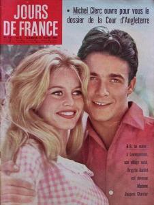 1959/Brigitte Bardot/Paris, France