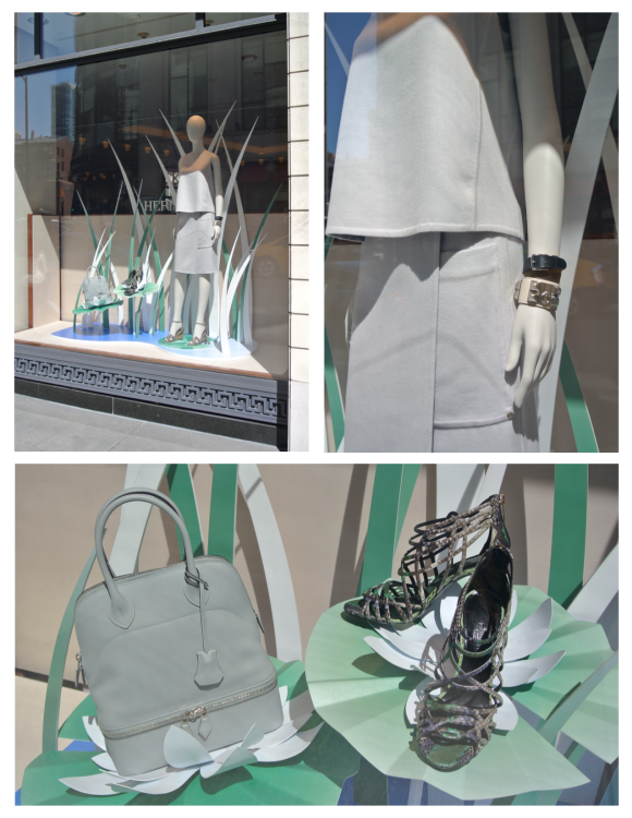 Hermes:  Neutral Appeal & Spring Delights