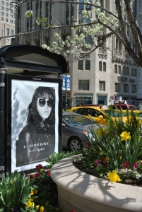Fashionable Appeal On The Streets Of Chicago:  Magnificent Mile