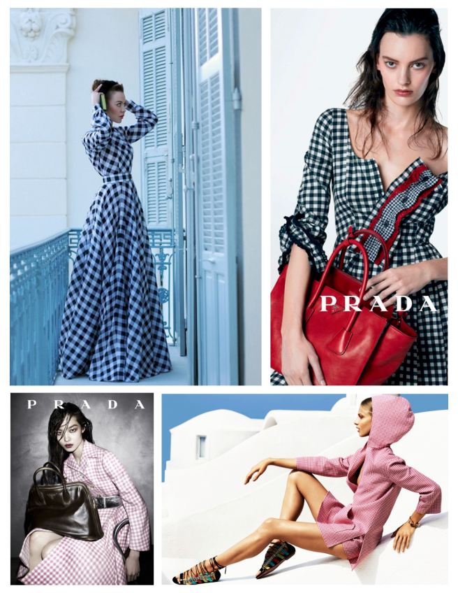 Gingham Of Modern Interpretation