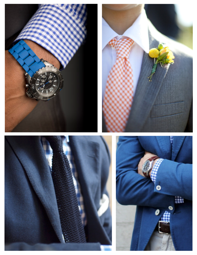 Dapper Classics:  The Man & Gingham