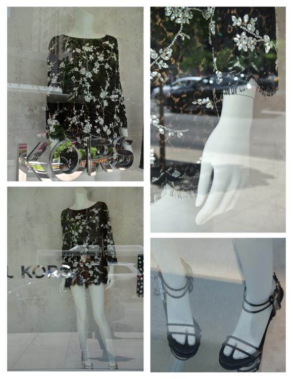 Delicate Elegance: Michael Kors