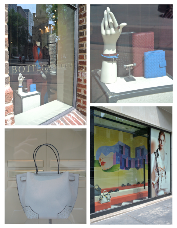 Fashion's Windows Of Style In Chicago
