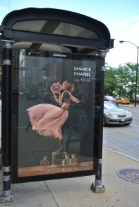 Fashion On The City Streets:  Chanel's Chance