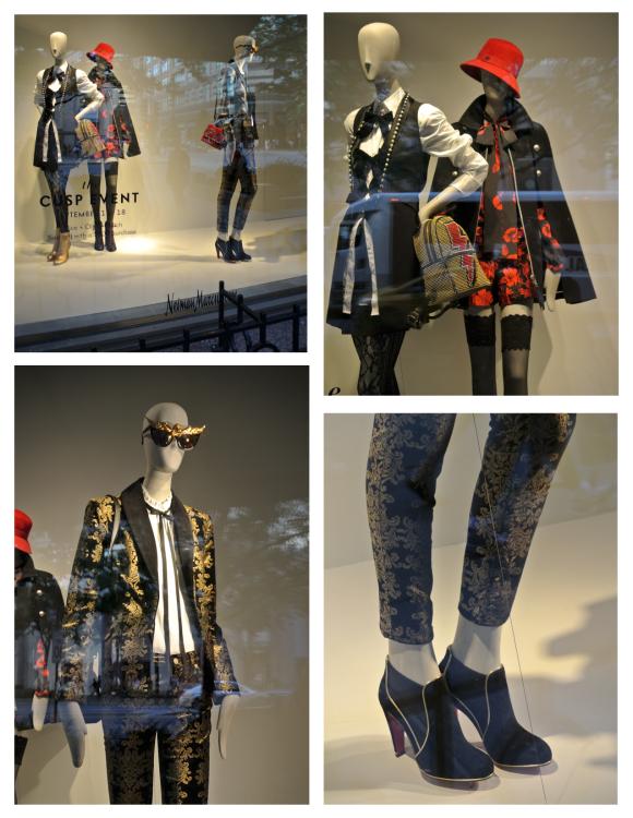 Neiman Marcus: Bold Fashion Statements Of Autumn