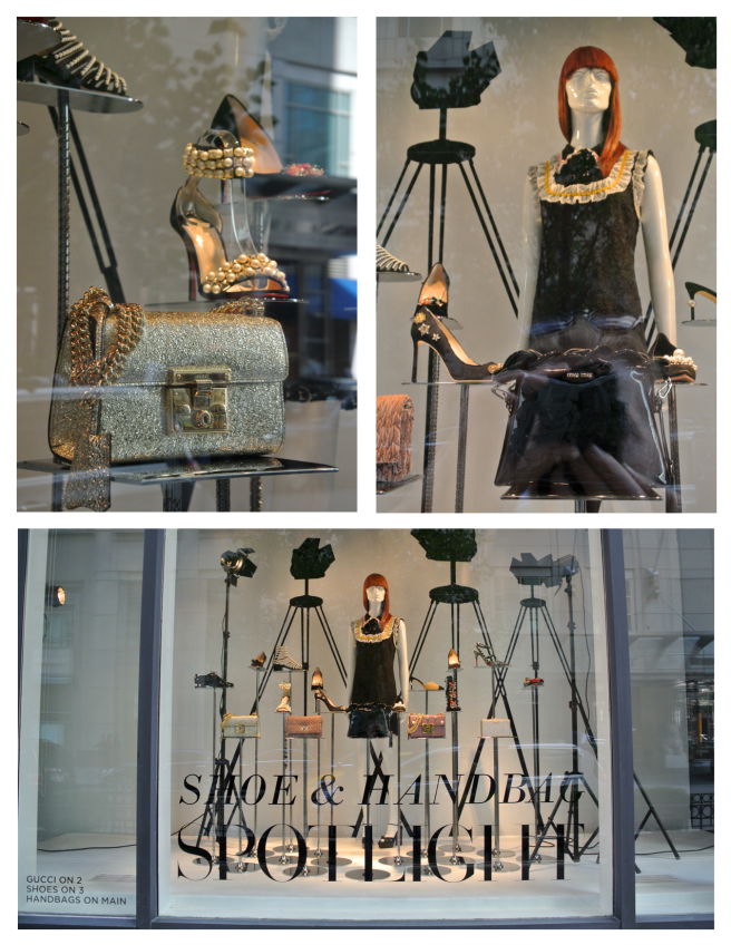Sax Fifth Avenue:  Fashion's Visual Appeal Behind the Windows of Display