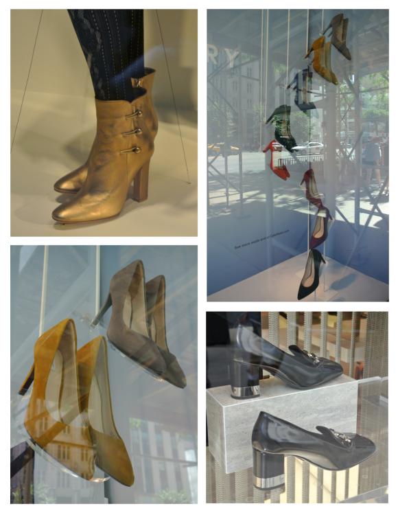 Fall's Footwear Impact On Michigan Avenue