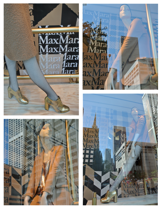 Reflections & Autumn Fashion:  Max Mara
