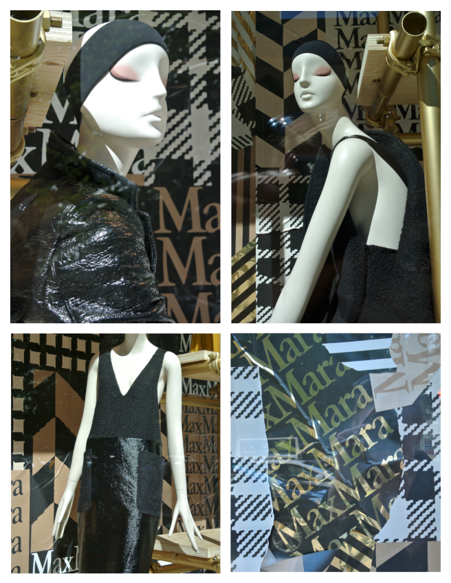 Basic Black Delight:  Max Mara