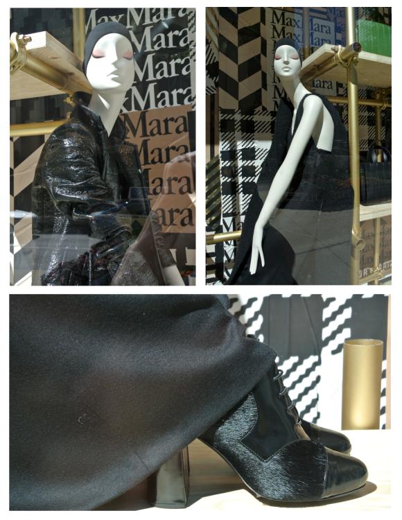 Fashionable Distinction & Autumn Appeal:  Max Mara
