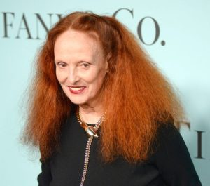 Creative Partner For Tiffany's, The Fashion Editor Icon, Grace Coddington