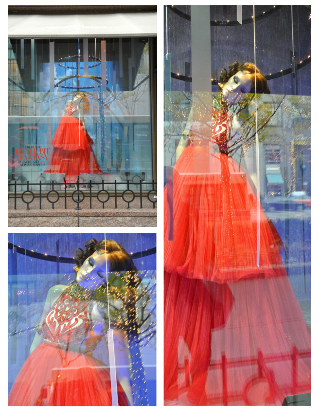 Enticing Windows Of Holiday Appeal:  Neiman Marcus