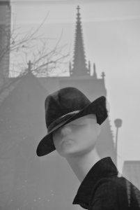 Fashion Captured From Behind My Lens...In Black & White