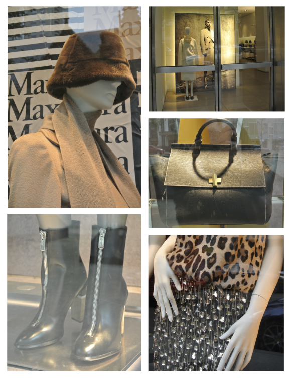 Fashionable Windows In October