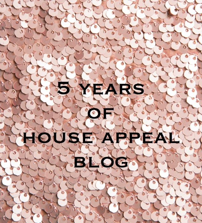 January 2012-January 2017:  5 Years Of House Appeal