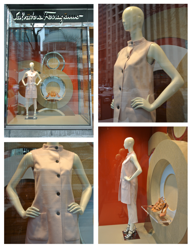 Salvatore Ferragamo:  Window Distinction