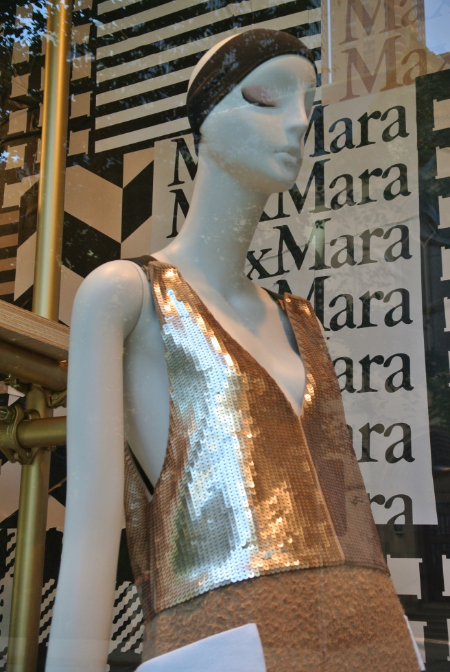 Max Mara:  September 2016