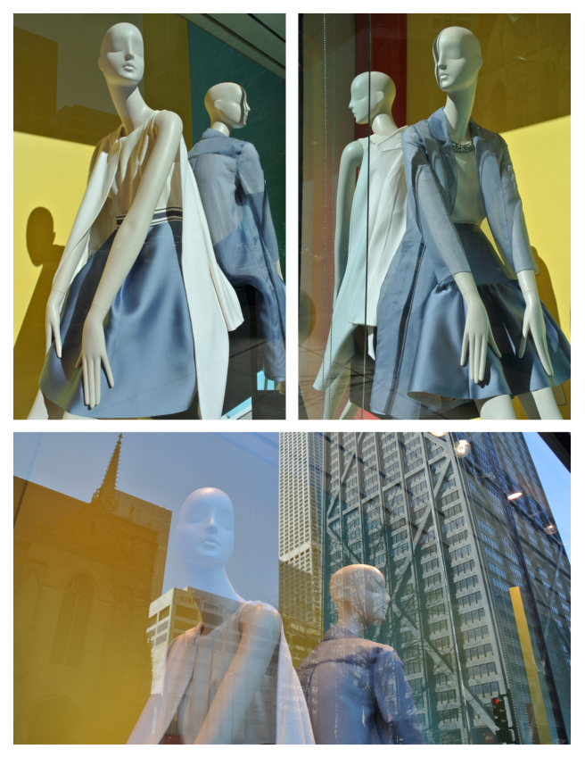 Fashion & Reflections:  Max Mara
